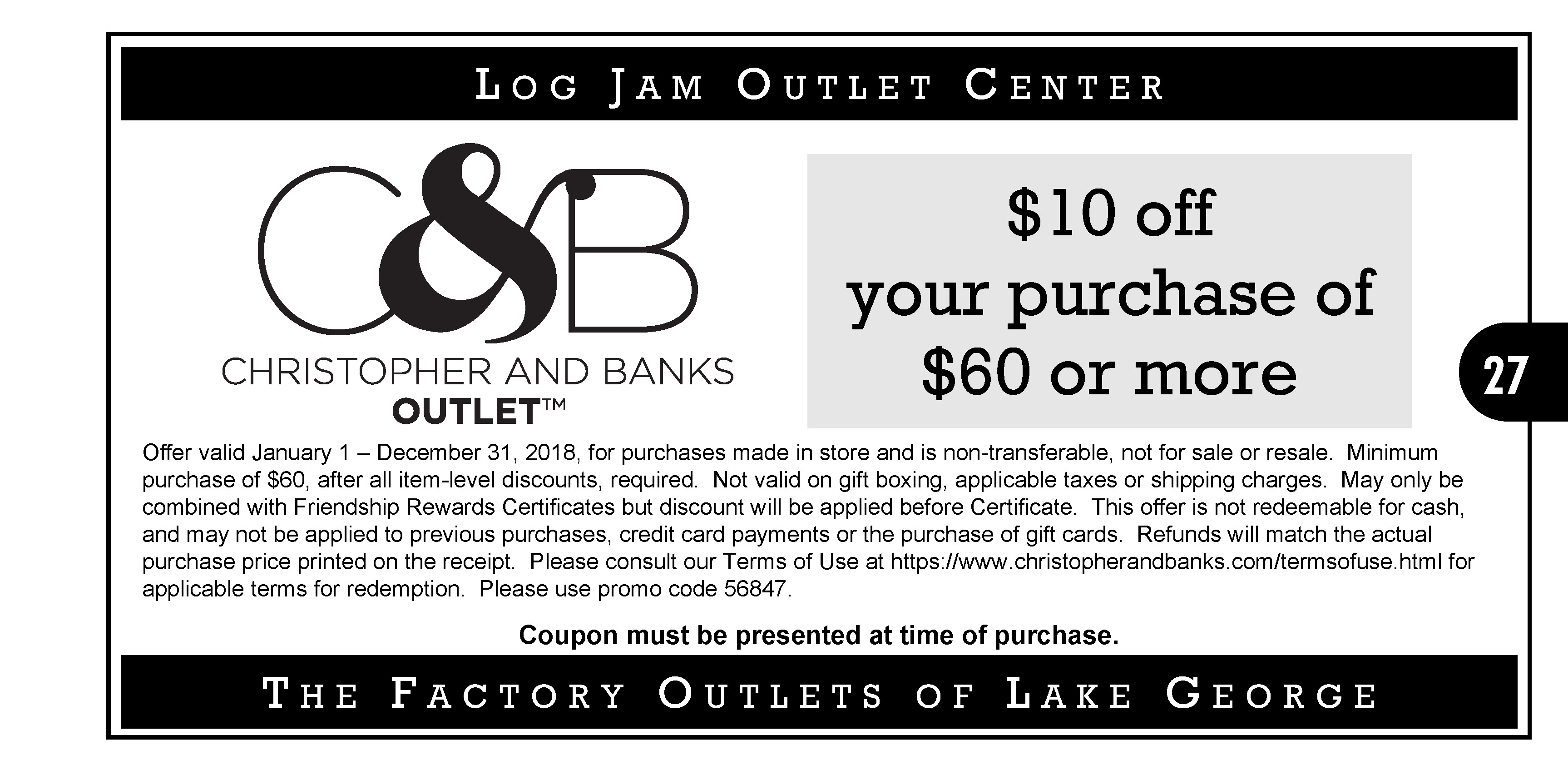 Christopher and Banks Outlet